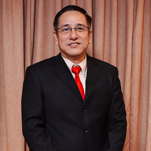 Dr Danny Ghee Aun Hoe