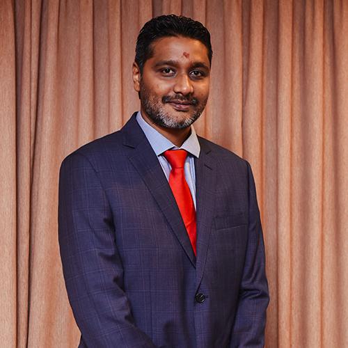 Mr E. Surendran