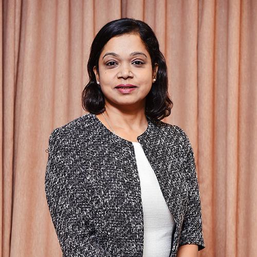 Ms Sharada Gopal Krishnan